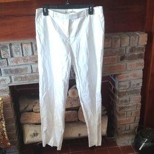BNWT Michael Kors white pants